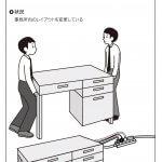 配置換え -机の配置換え