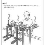 実験-アルミ建材の過熱実験